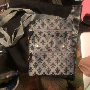 Cross body hand bag